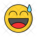 Smiling Smile Happy Face Icon
