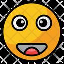 Smiling Happy Emoji Icon