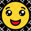 Smiling Happy Smile Icon