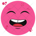 Smiling Emotag Icon