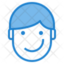 Smiling Emotion Face Icon
