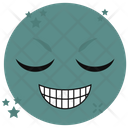 Smiling Evil Emoticon Devil Emoji Icon
