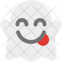 Smiling Ghost Icon