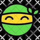 Smile Happy Ninja Icon