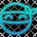 Smiling Ninja Icon