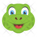 Smiling Turtle Icon