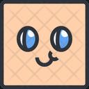 Smilingly Icon
