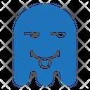 Smirk Envy Ghost Icon