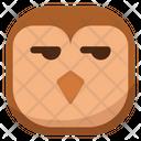 Smirk Owl Icon