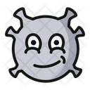 Smirk Smile Happy Icon