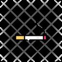 Smoke Cigarette Smoking Icon
