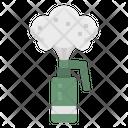 Smoke Grenade Military Icon