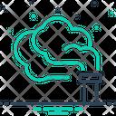 Smoke Fume Smolder Icon