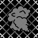 Smoke Fog Urban Icon