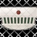 Smoke Detector Fire Detector Heat Sensor Icon