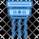 Smoke Detector Detector Sensor Icon