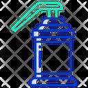Smoke Grenade Grenade Military Icon