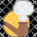 Smoke Pipe Icon