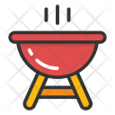 Smoked Bbq Barbeque Icon