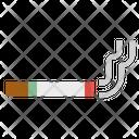 Smoking Room Smoke Icon