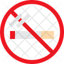 Smoking Stop No Icon