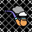 Smoking Pipe Leisure Icon
