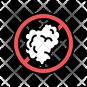 Smoking Safety Poison Icon