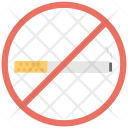 Smoking Restricted Prohibited Icon