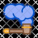 Smoke Pipe Plant Icon