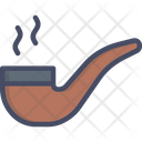 Smoking Pipe Icon