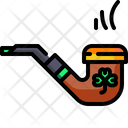 Smoking Pipe Smoking Hookah Icon
