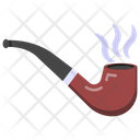 Tobacco Pipe Smoking Pipe Pipe Icon