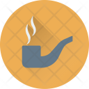 Smoking Pipe Cigar Icon
