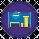 Smoking Room Icon