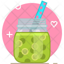 Smoothie Grape Drink Icon