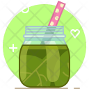 Smoothie Spinach Drink Icon