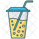Smoothie Cup Juice Icon