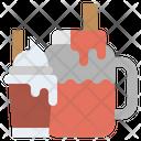 Smoothie Refreshment Beverage Icon