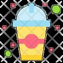 Smoothie Beverage Drink Icon