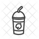 Smoothie Glass Beverage Icon