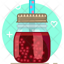 Smoothie Currants Drink Icon