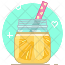 Smoothie Pineapple Drink Icon