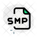 Smp File Audio File Audio Format Icon