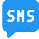 Sms Mobile Function Icon