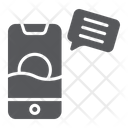 Sms Mail Phone Icon