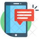 Sms Mobile Message Mobile Text Icon