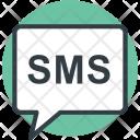 Sms Bubble Talk Icon