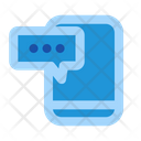 Sms Seo Business Icon
