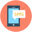 Sms Bubble Speech Icon