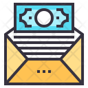 Sms Email Transaction Icon